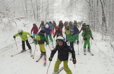 Rozpoczynamy treningi narciarskie i snowboardowe !!!