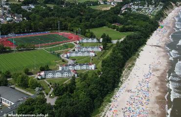 Letni obóz sportowy Cetniewo 2020