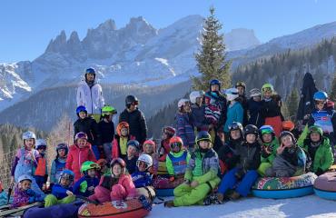 Zapisy Na ferie zimowe - Passo San Pellegrino 2021